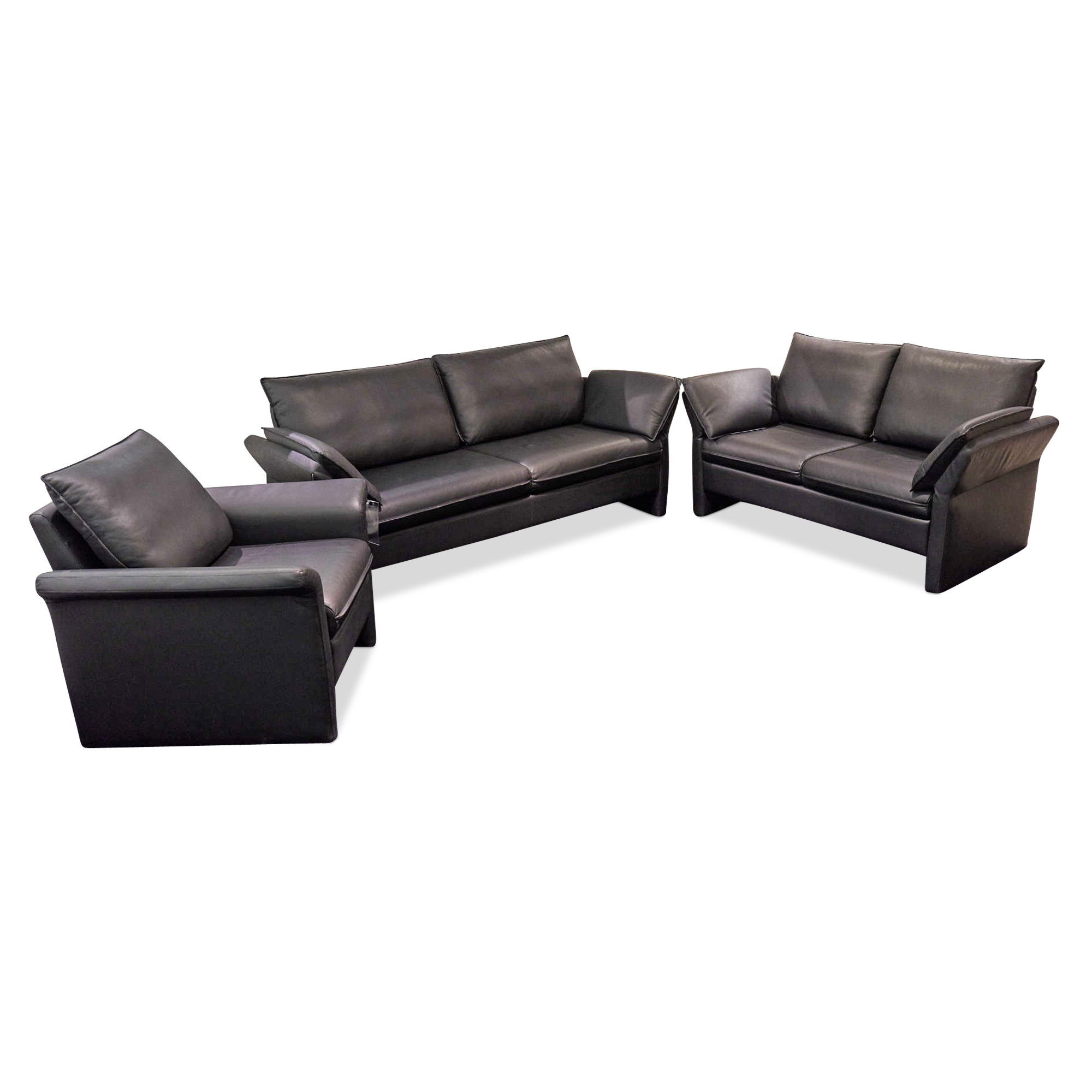 Garnitur Filou (2,5-Sitzer, 2-Sitzer, Sessel) – Frommholz – Sofas ...