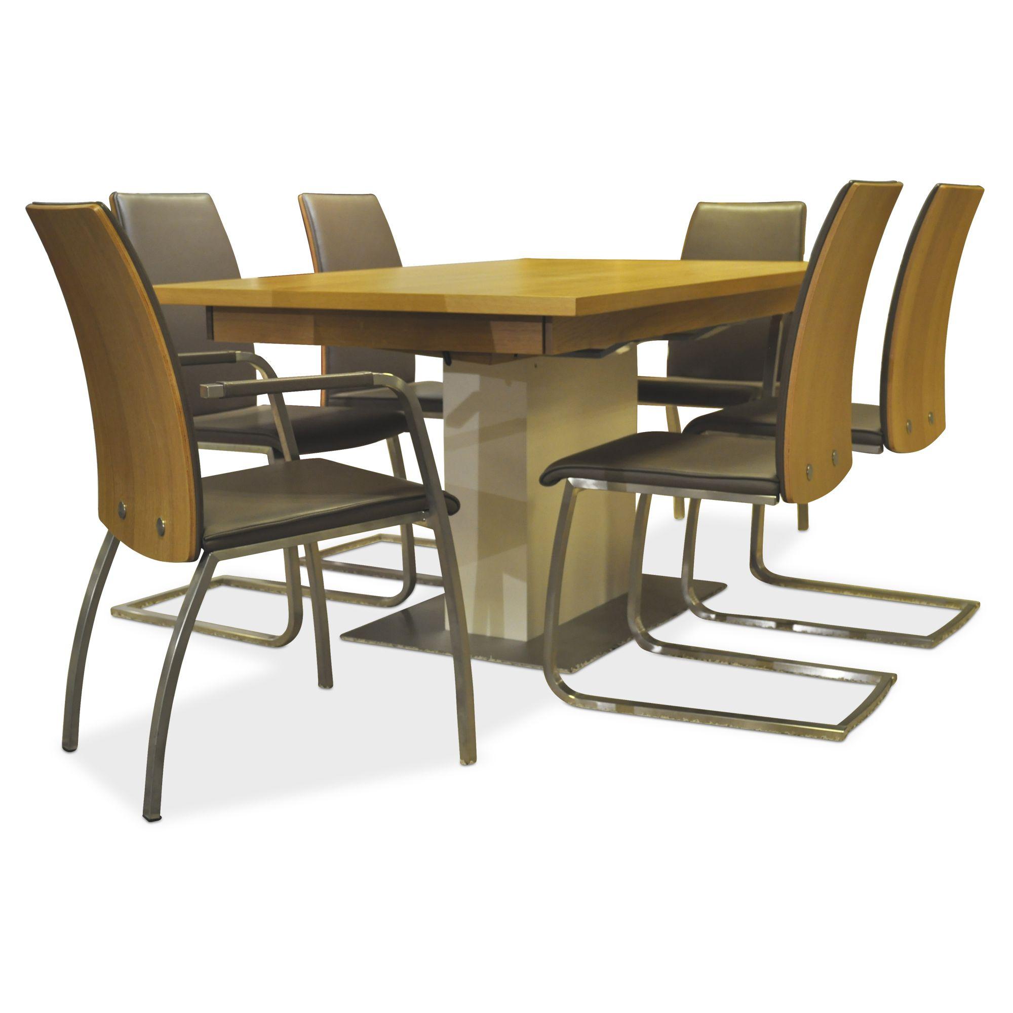 Essgruppe 7 Teilig Rietberger Möbelwerke Tische Günstig