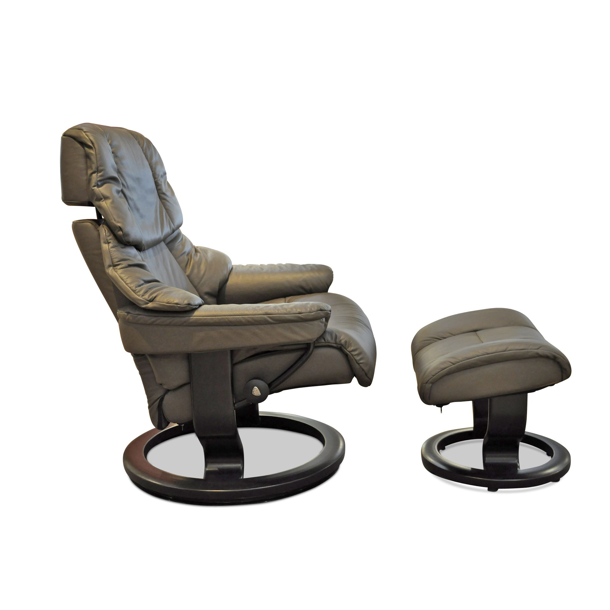 Sessel Reno L Mit Hocker Stressless Sessel Günstig Kaufen