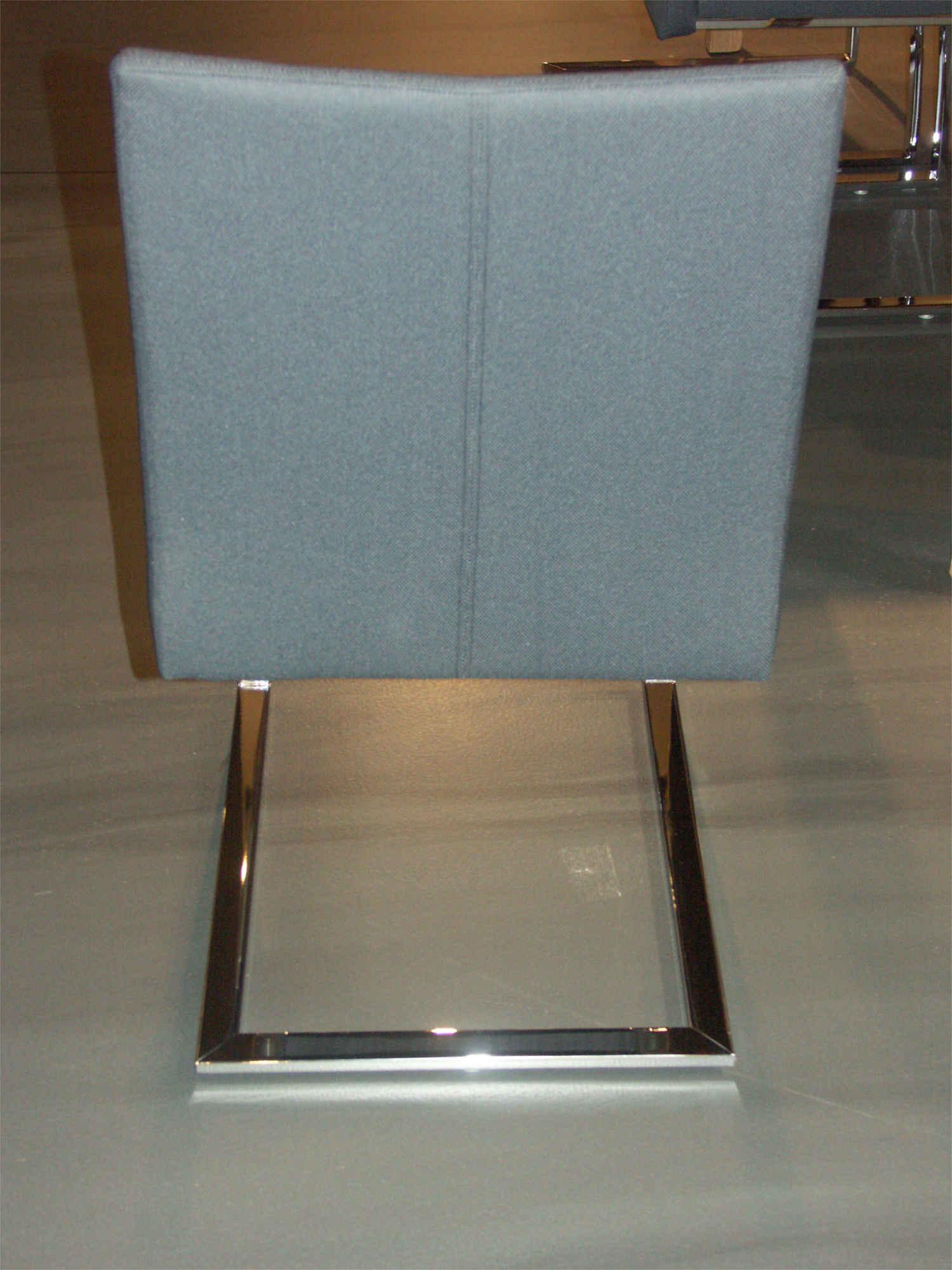 Freischwinger Quadro 6er Set – Deelmann – Stühle