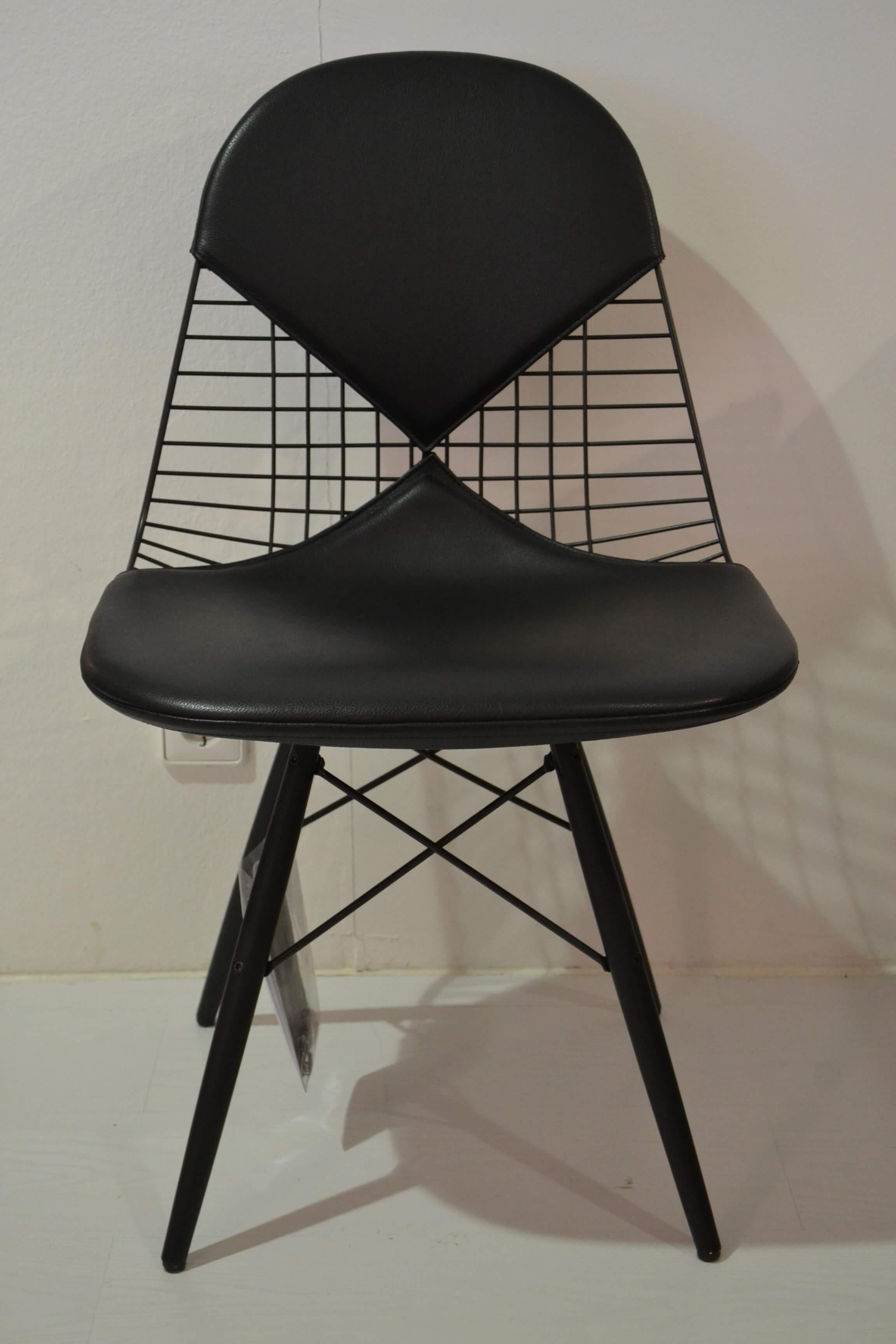 Stühle Panton DSX TIPTON DKW 4er Set – Vitra – Stühle