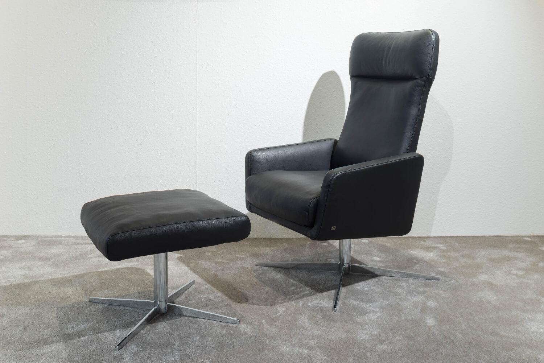 Genial Tantra Stuhl Referenz Von Sessel L Se L 560 Leder Schwarz