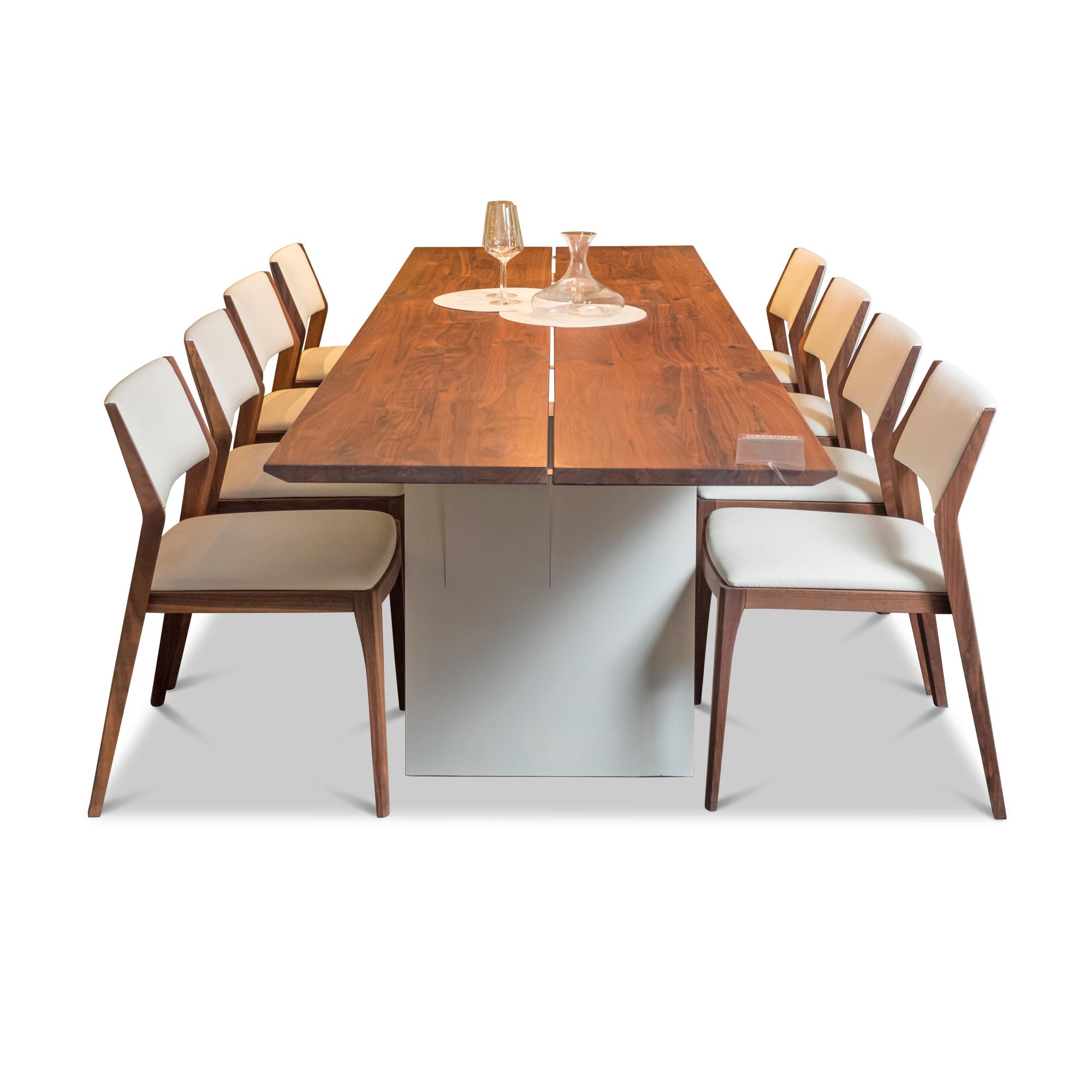 Essgruppe Zweigl 9 Teilig Wimmer Musterring Tische Stuhle