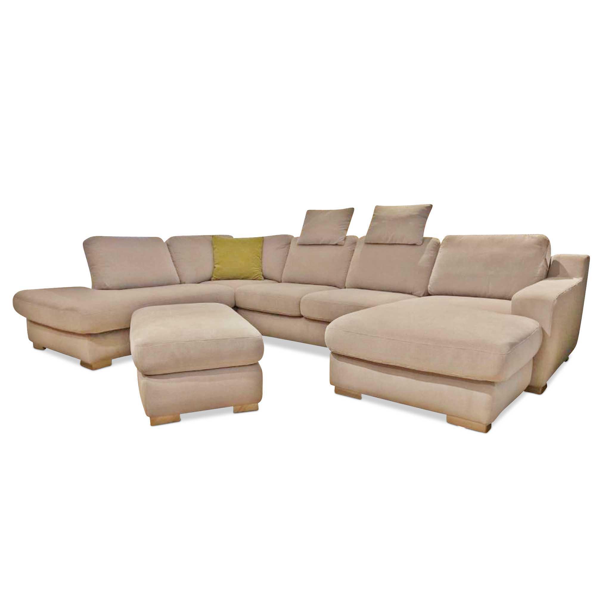 wohnlandschaft campus soft mit hocker carina sofas g nstig kaufen m belfirst. Black Bedroom Furniture Sets. Home Design Ideas