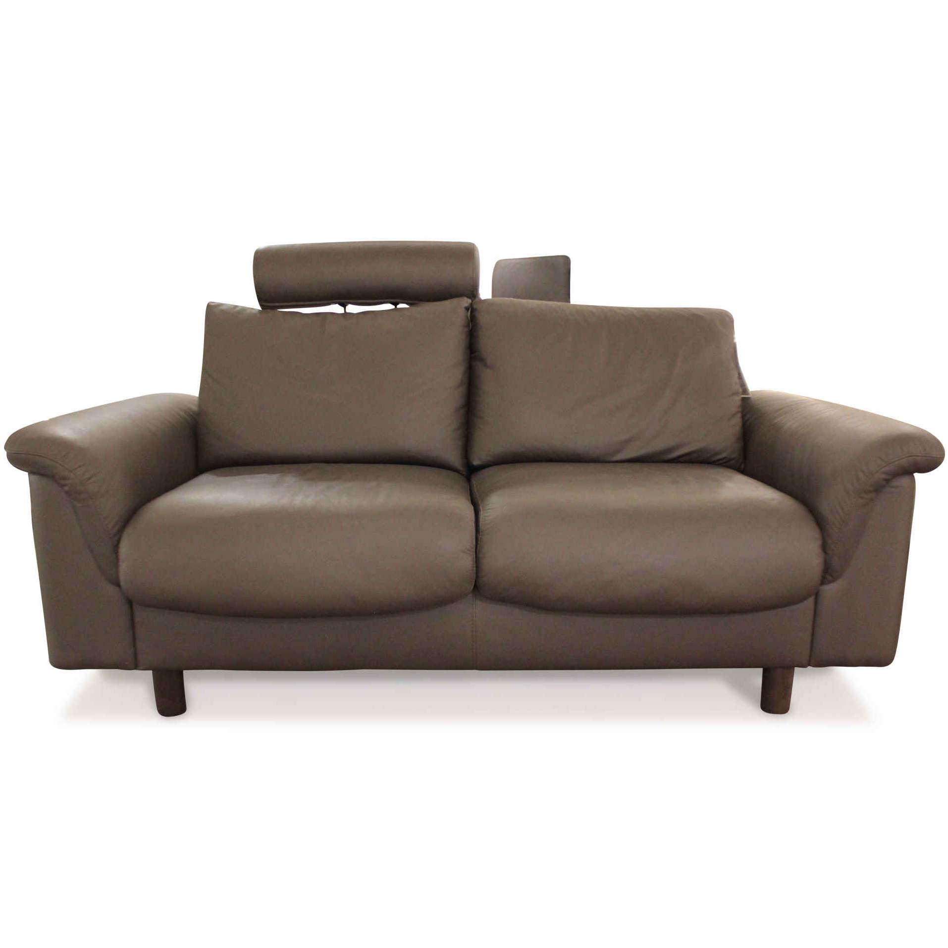 stressless designer sofa e300 in mocca braun leder holz. Black Bedroom Furniture Sets. Home Design Ideas