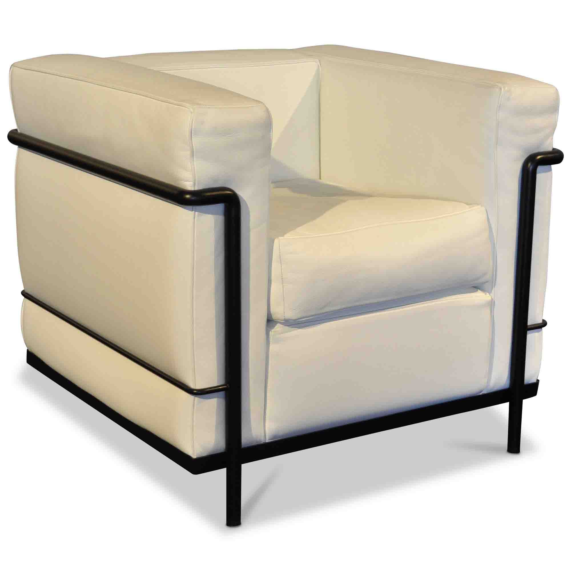 Lc2 Sessel Le Corbusier P Jeanneret C Perriand Cassina