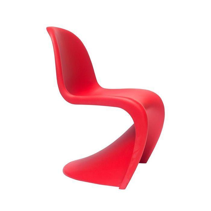 Panton Stuhl Günstig stuhl panton chair rot vitra stühle günstig kaufen möbelfirst