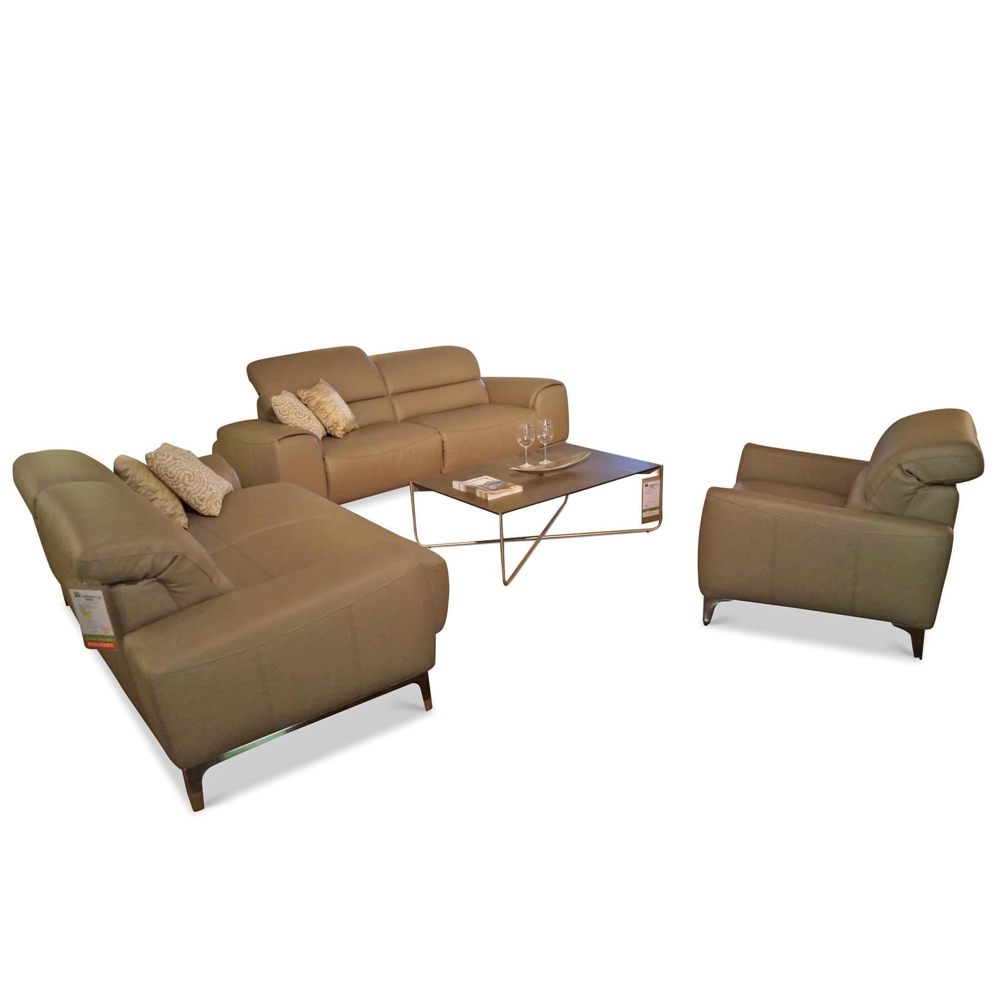 musterring designer garnitur mr 9100 2 sitzer 2 sitzer sessel in montana ebay. Black Bedroom Furniture Sets. Home Design Ideas