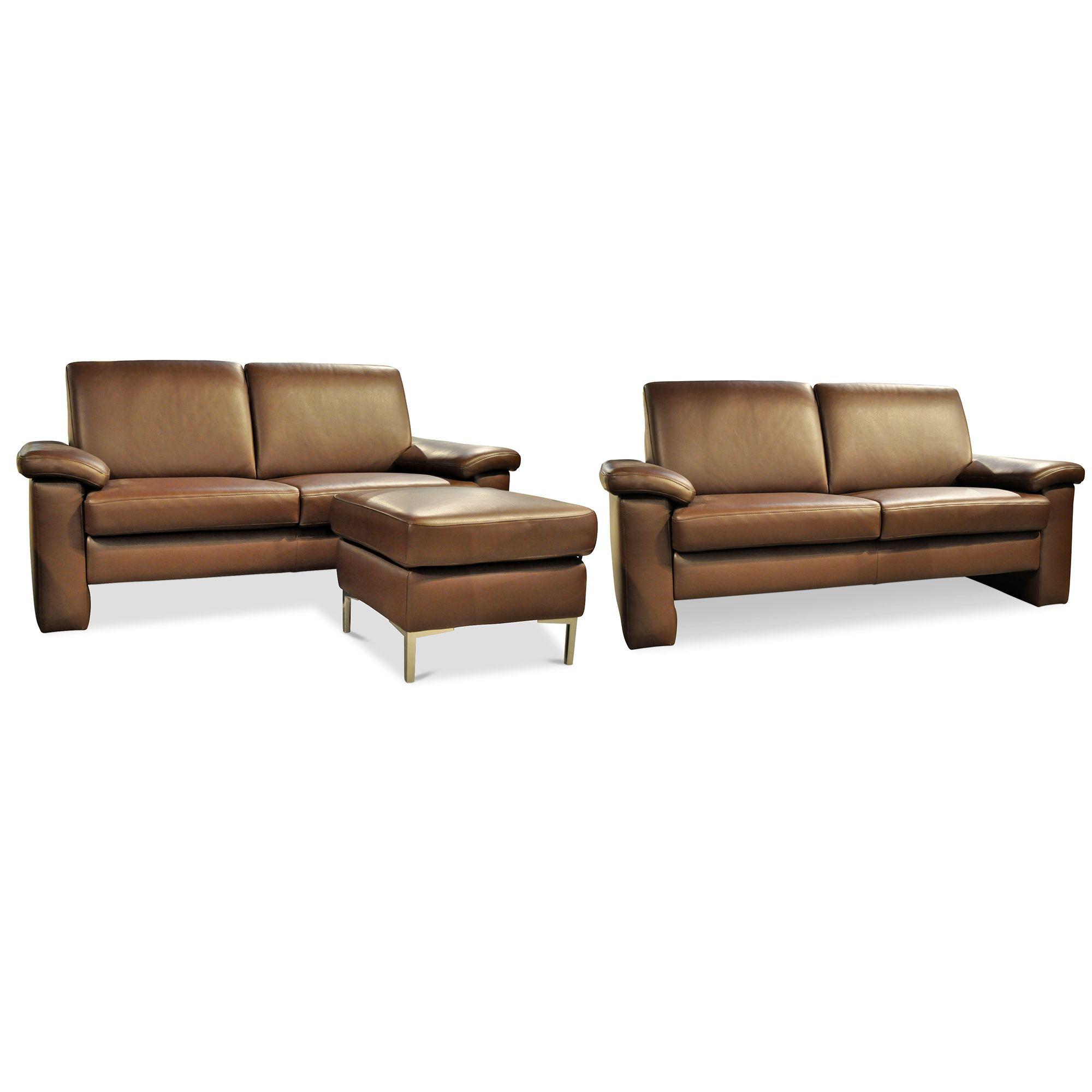 Garnitur MR 275 (3-Sitzer, 2-Sitzer, Hocker) – Musterring – Sofas ...