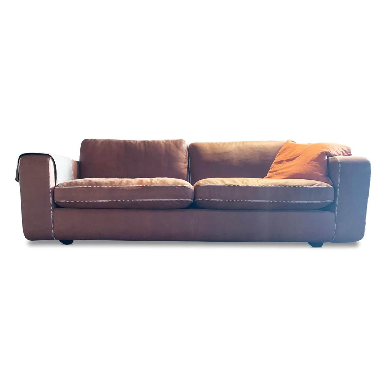 sofa valentino leder braun dreisitzer machalke sofas g nstig rh moebelfirst de