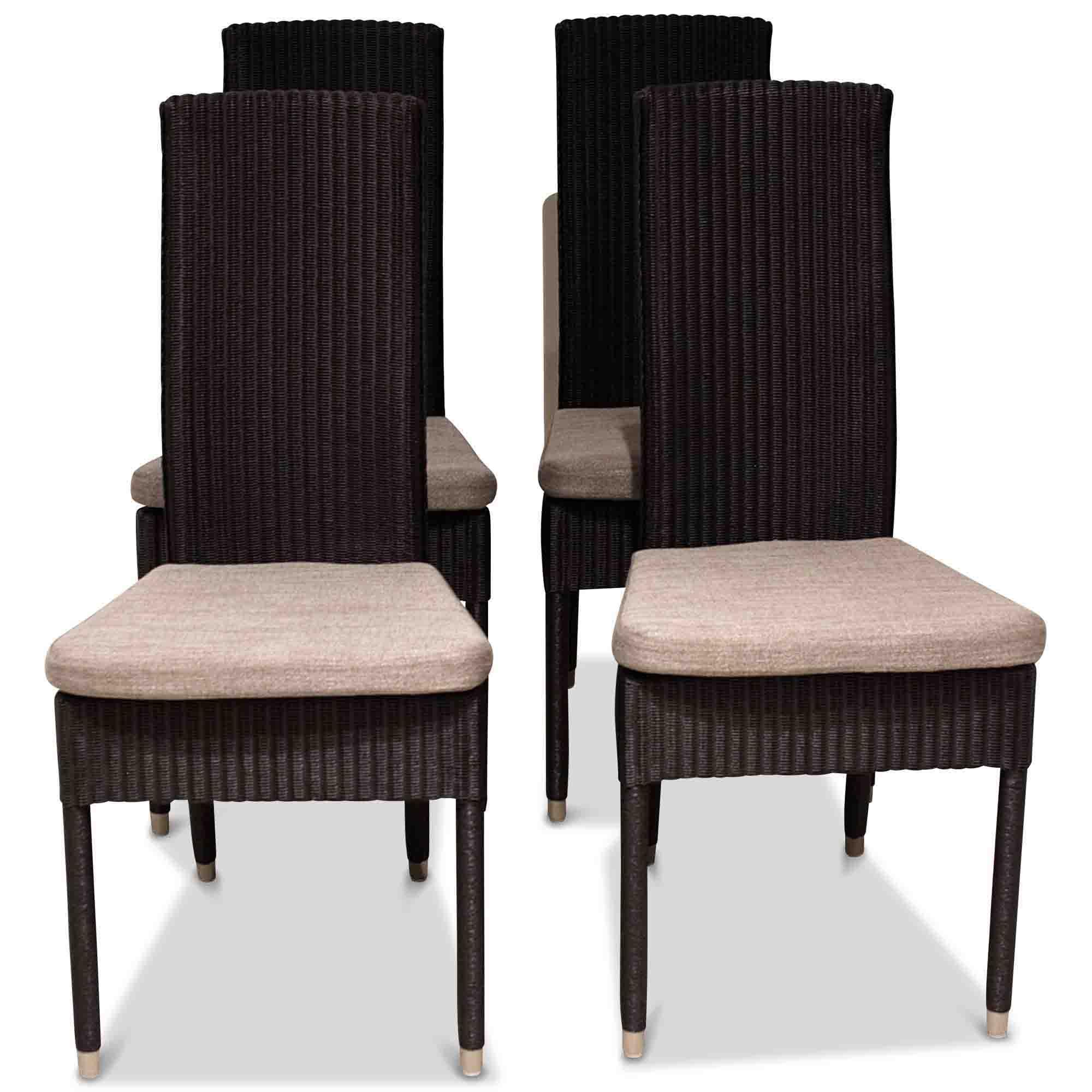 Polsterstuhl LUNA 4er Set – Accente – Stühle – Günstig