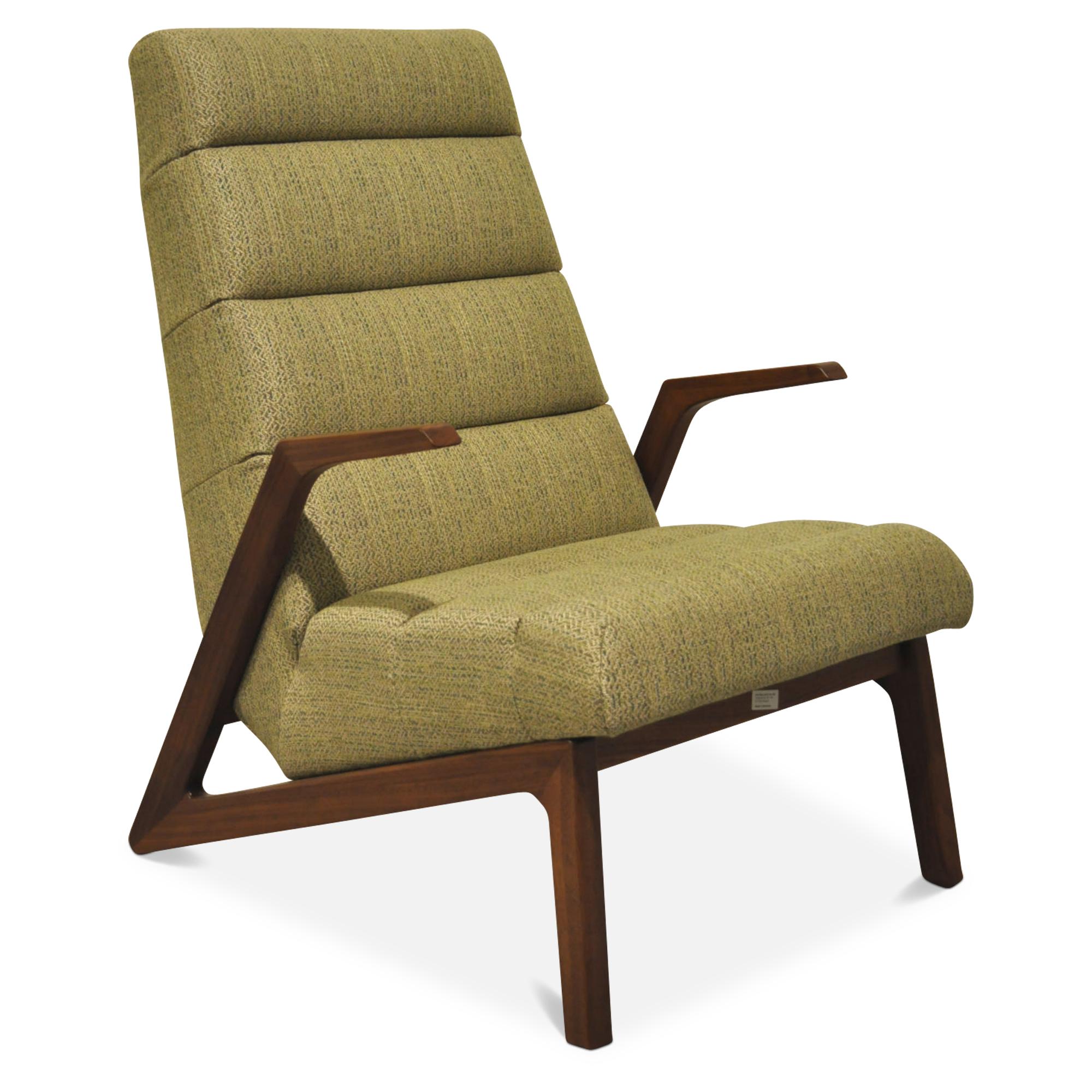 Rolf Benz Designer Sessel Se 580 In Grün Stoff Holz Grün Nussbaum Ebay