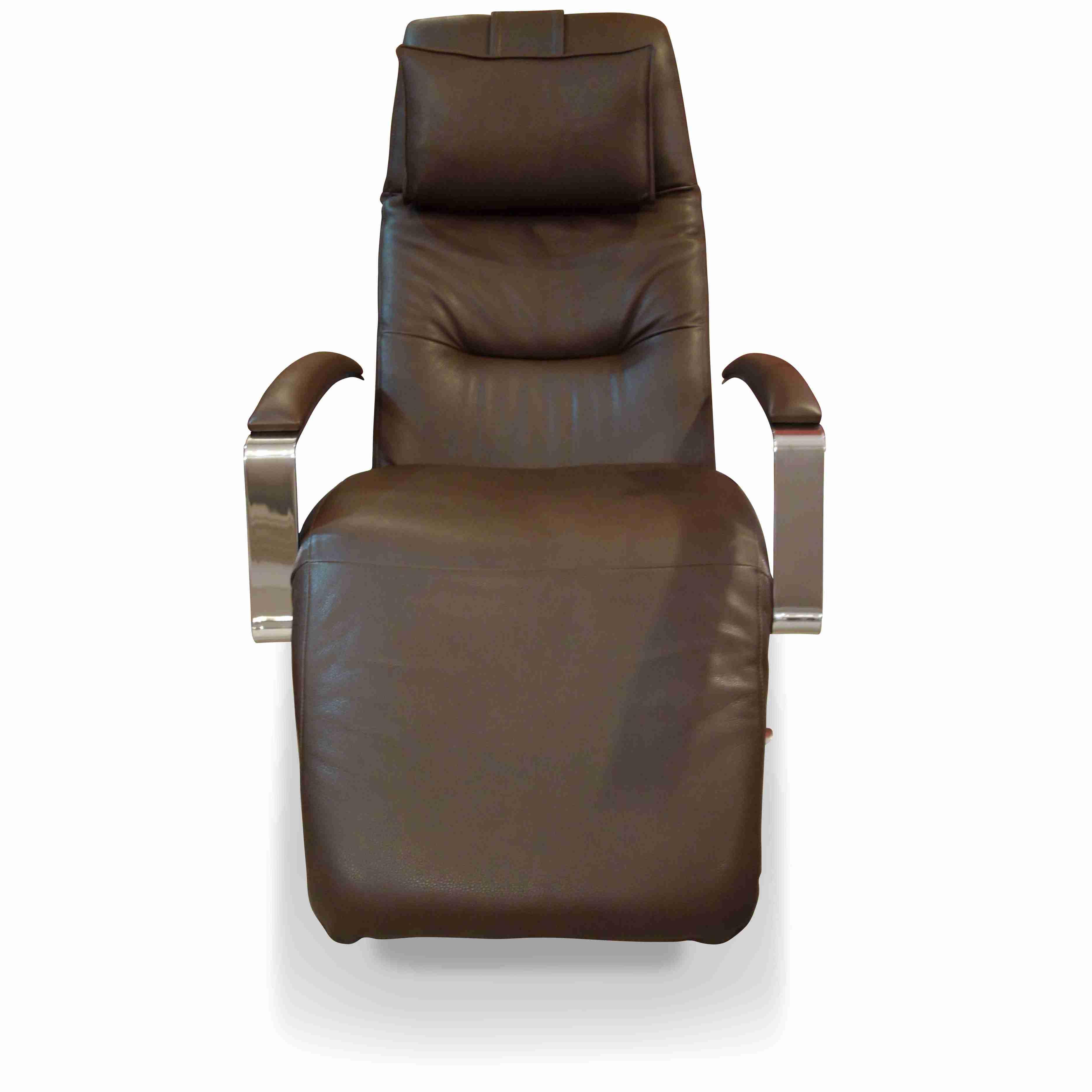 wk wohnen designer sessel wk 630 chilly easy leder stahl. Black Bedroom Furniture Sets. Home Design Ideas