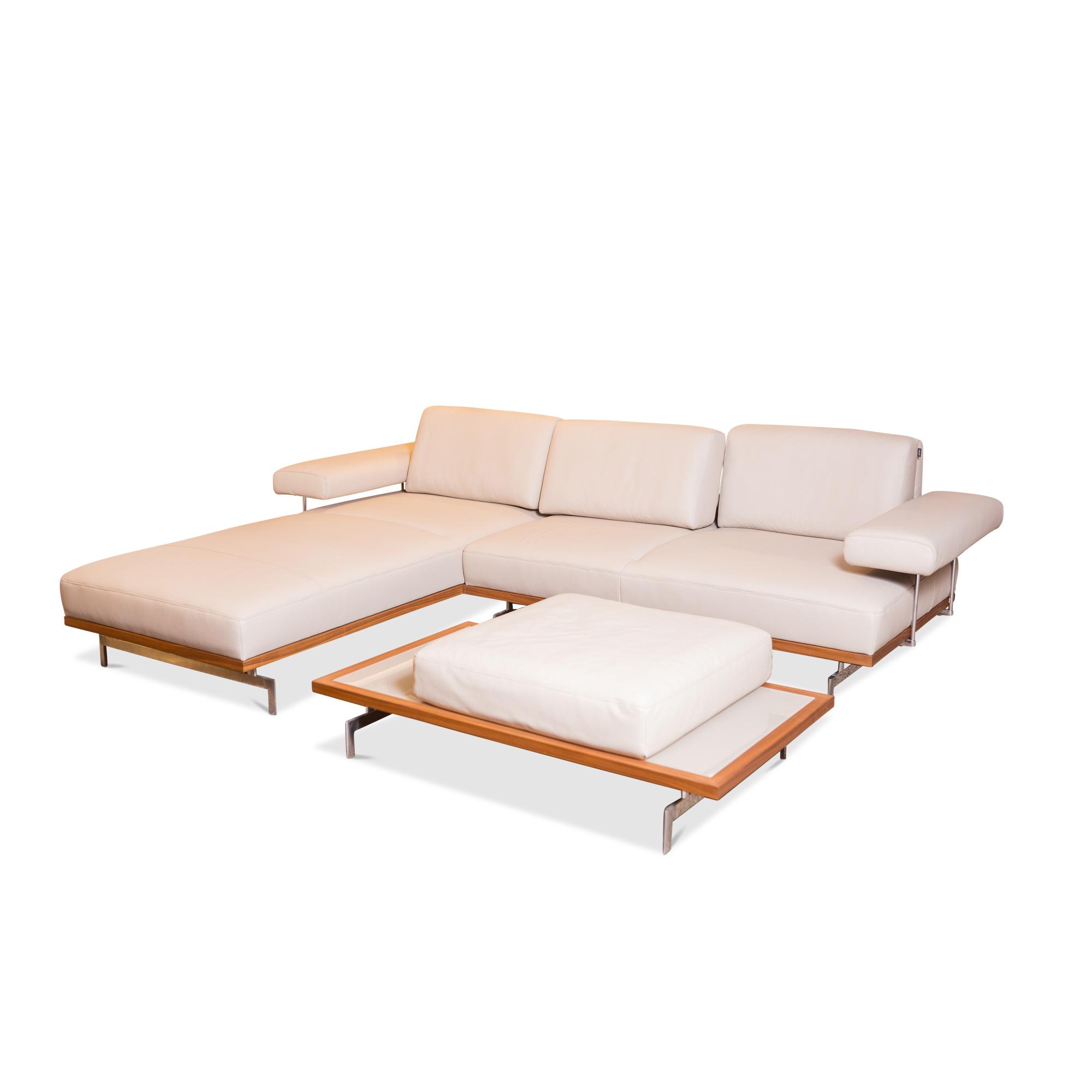 Ecksofa 8106 Joop (mit Hocker) – Himolla – Sofas – günstig kaufen ...