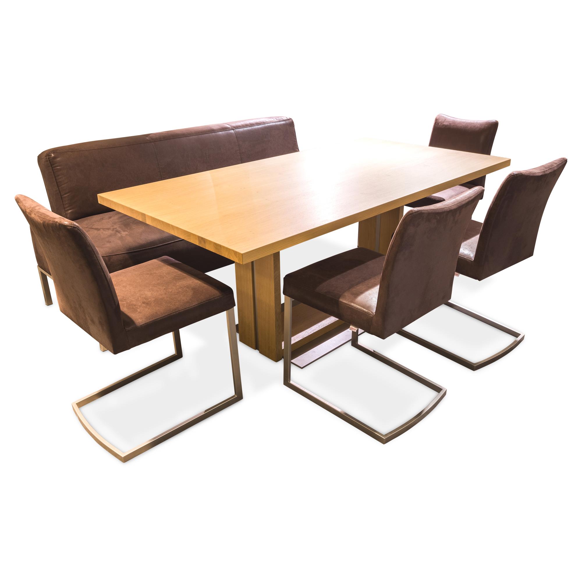 essgruppe madras 6 teilig w ssner st hle g nstig kaufen m belfirst. Black Bedroom Furniture Sets. Home Design Ideas