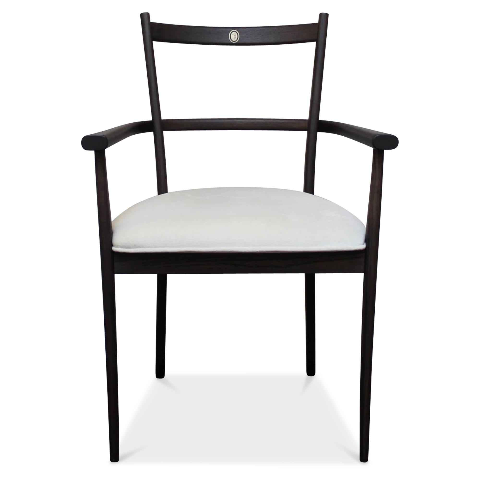 stuhl agnese trussardi casa st hle g nstig kaufen m belfirst. Black Bedroom Furniture Sets. Home Design Ideas