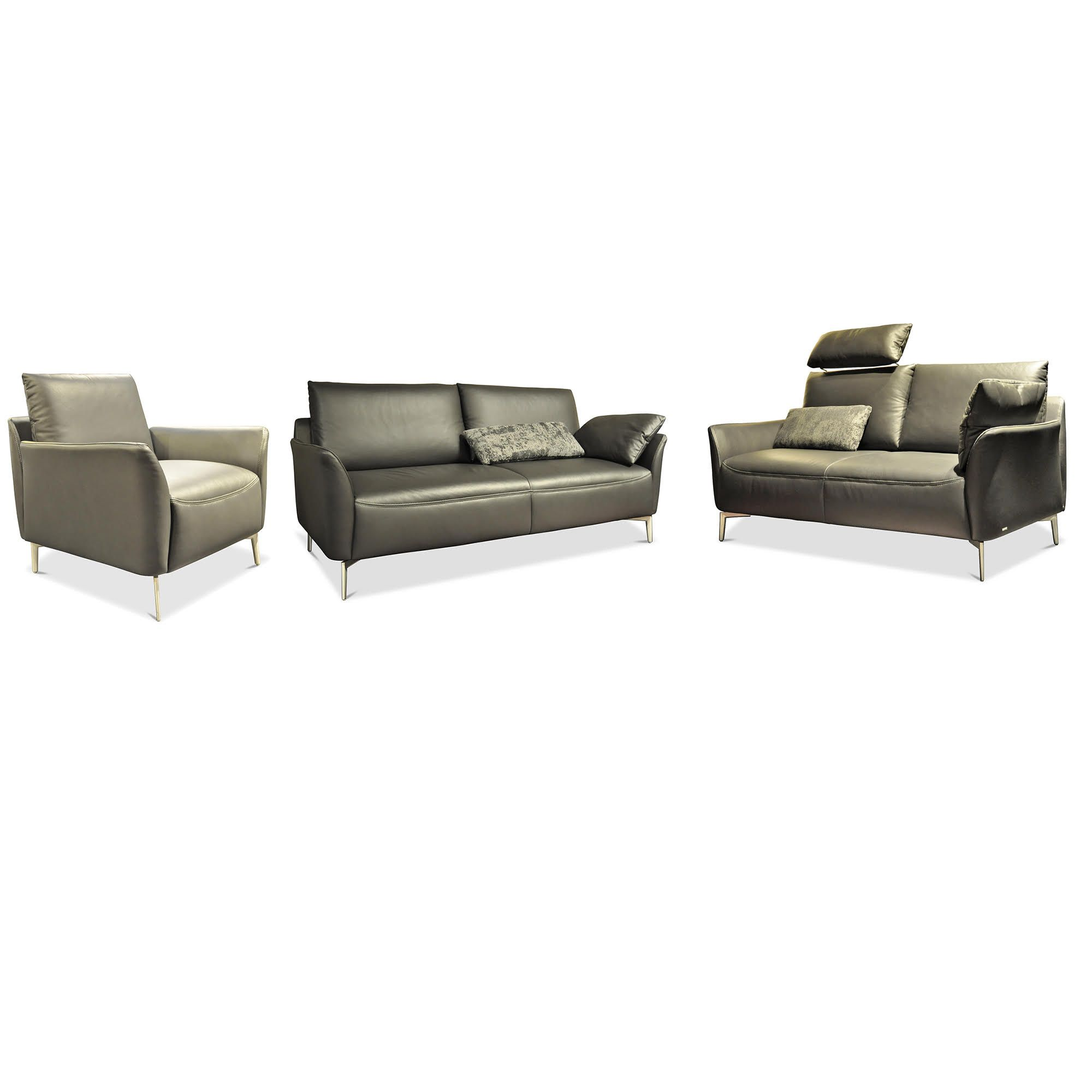 Garnitur Farina 2 5 Sitzer 2 Sitzer Sessel – Koinor – Sofas