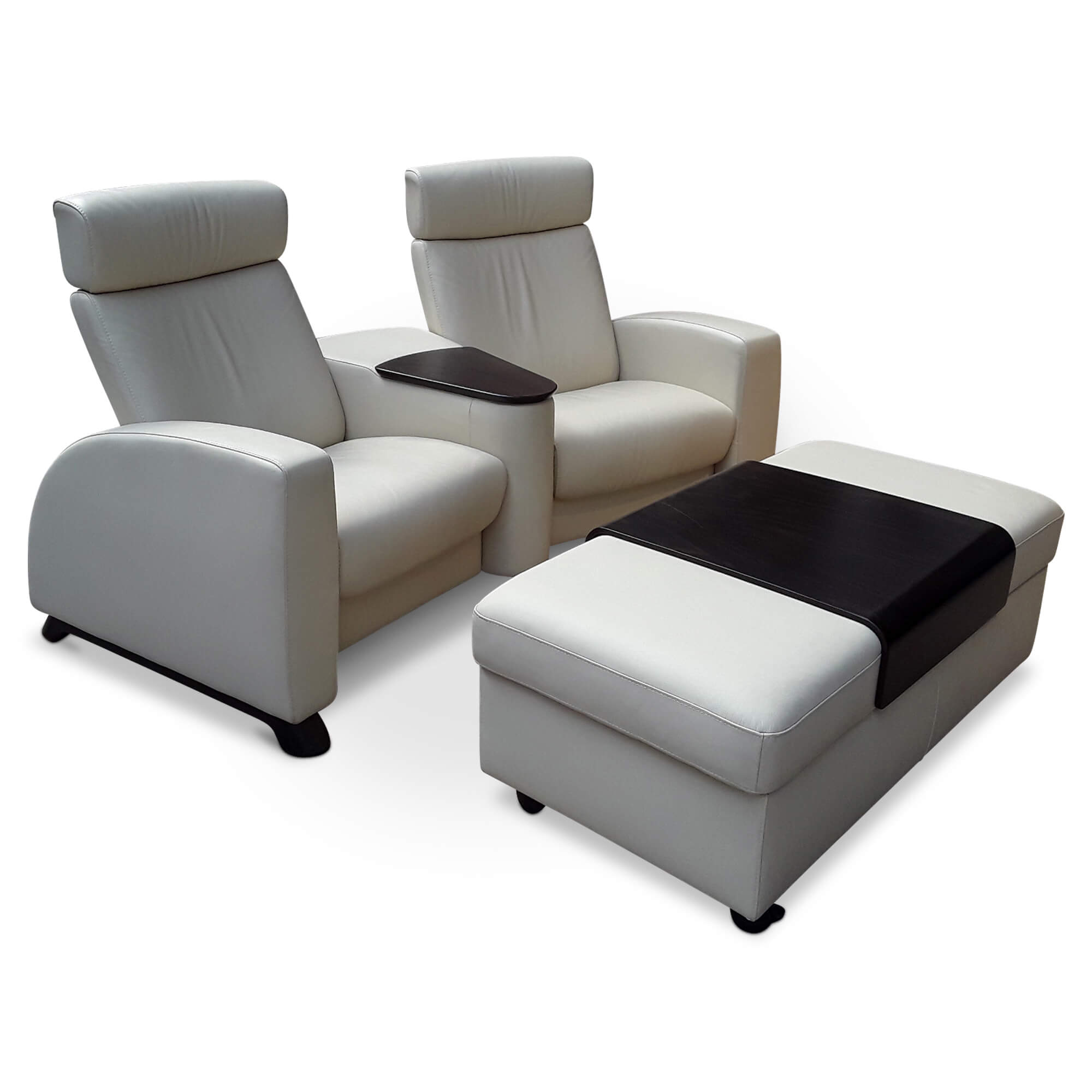 kinosofa arion 07 mit hocker stressless sofas g nstig kaufen m belfirst. Black Bedroom Furniture Sets. Home Design Ideas