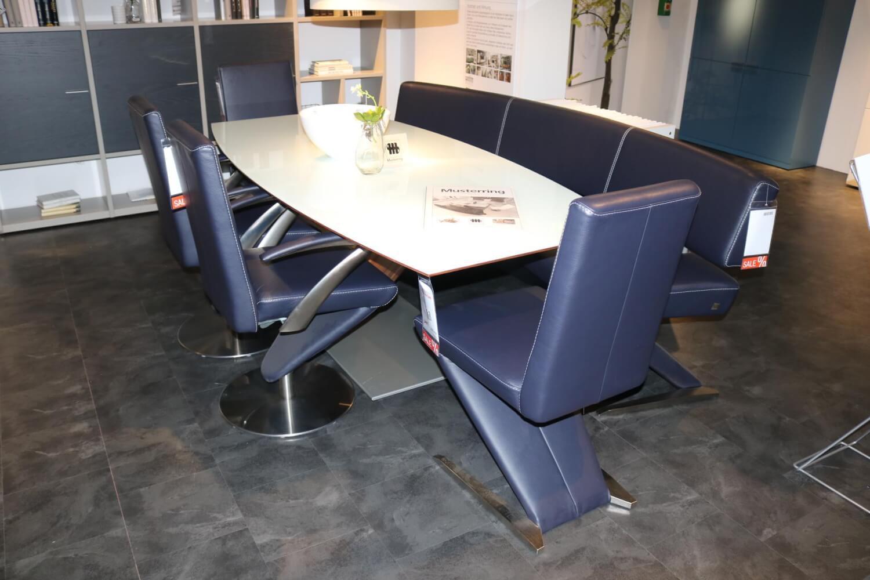 Bank – Tisch Stühle Musterring – Essgruppe MR Stühle Rosario c3lK1FJT