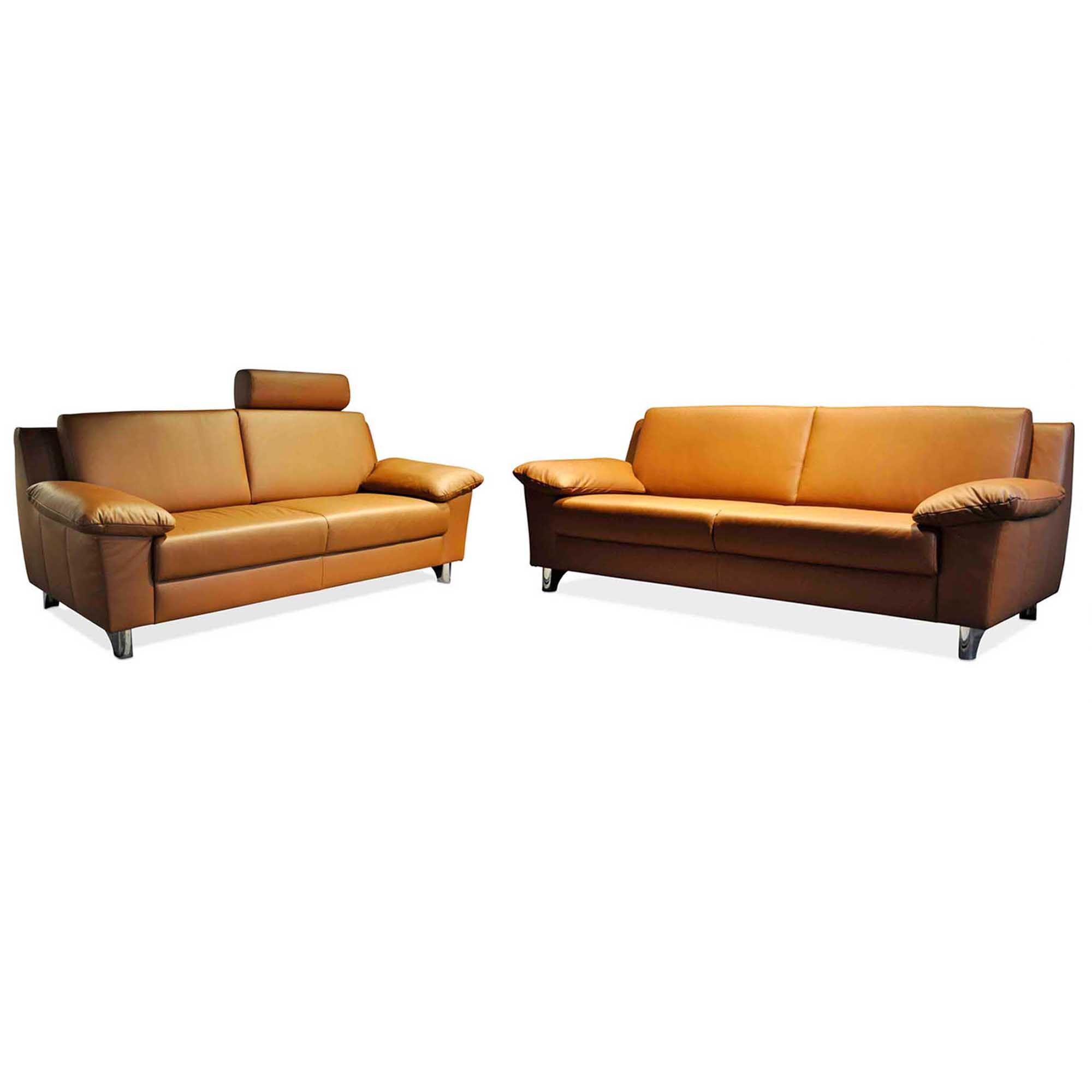 Garnitur El Paso (3-Sitzer, 2-Sitzer, Hocker) – E. Schillig – Sofas ...