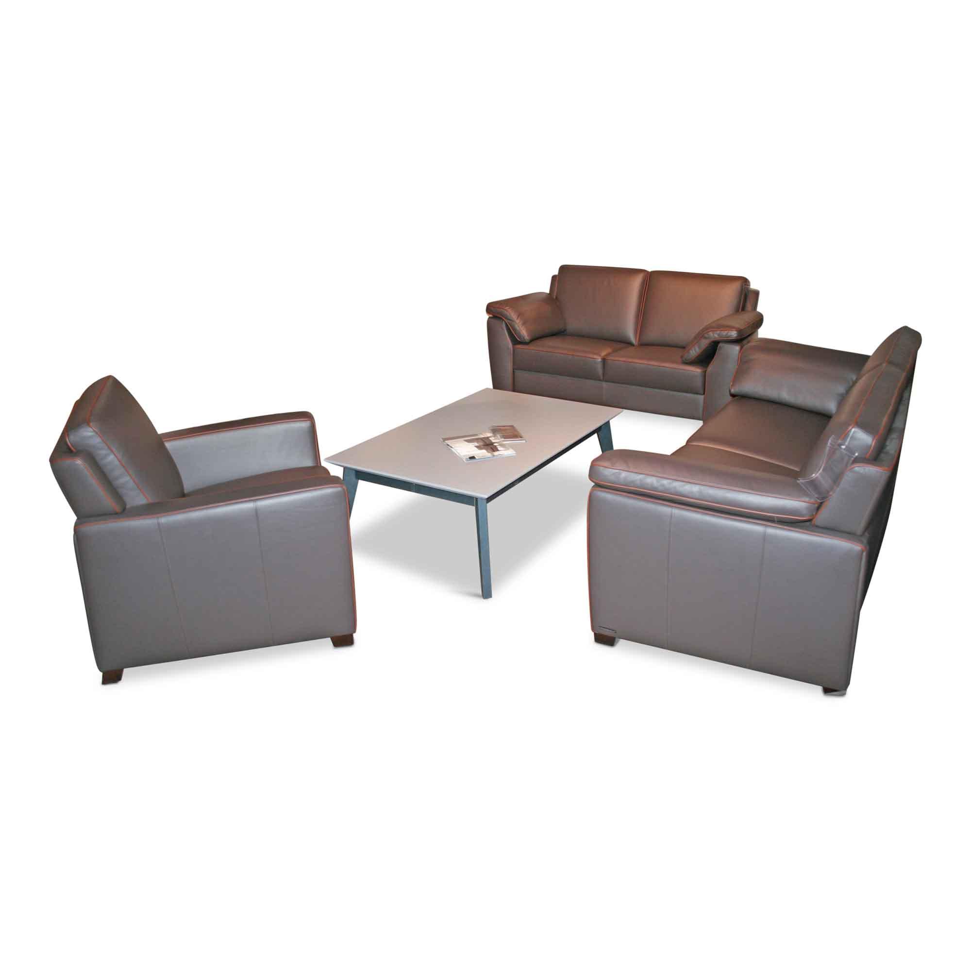 Garnitur Trevi 25 Sitzer 2 Sitzer Sessel Frommholz Sofas